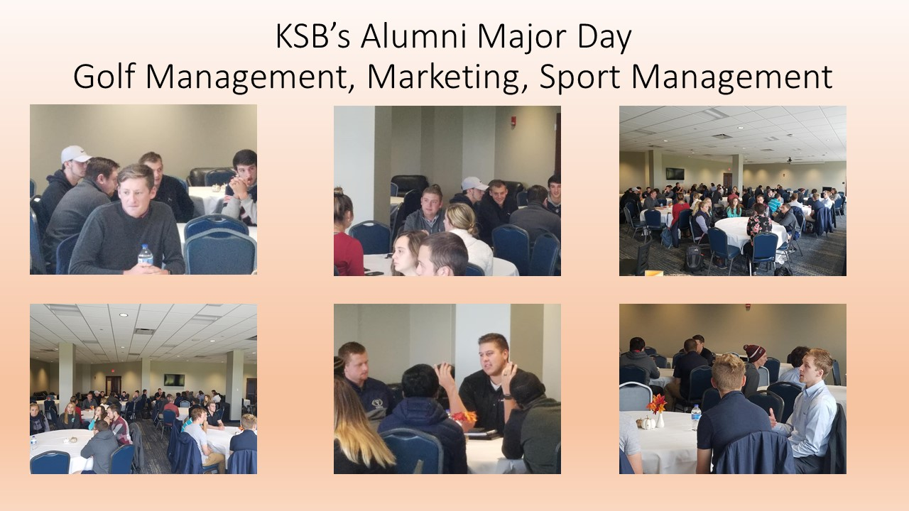 Alumni Major Day - GM-SM-MK