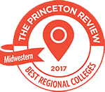 Princeton Review 2017 Best Regional Colleges