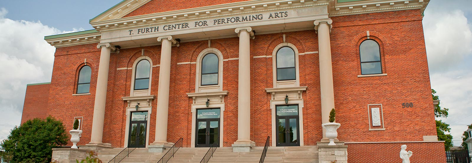 T. Furth Center for Performing Arts and Ryan Concert Hall