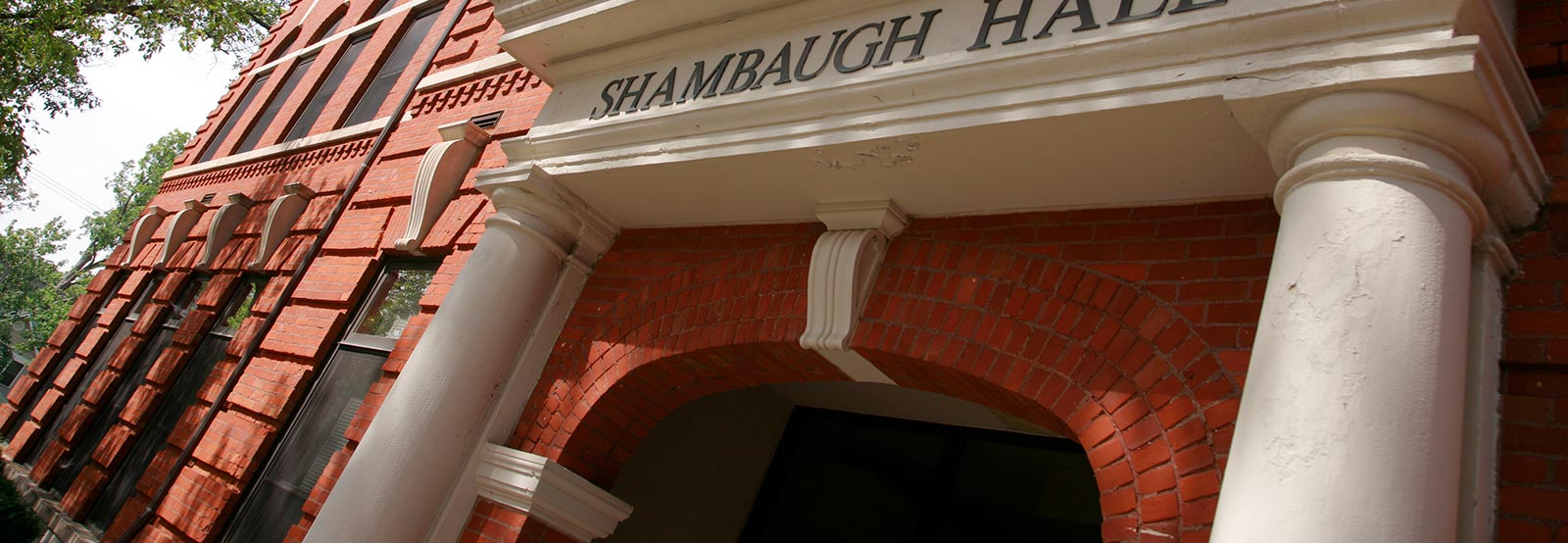 Shambaugh Hall