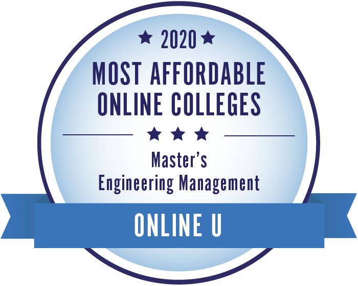 2020 Most Affordable Colleges Badge